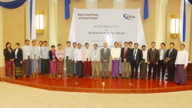 CLMV Seminar on Post ASEAN Economic Community (AEC) Prospects  at Nay-Pyi-Taw in Myanmar