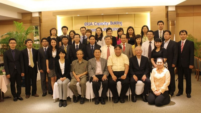 Intensive Workshop for Vietnamese Government Officials