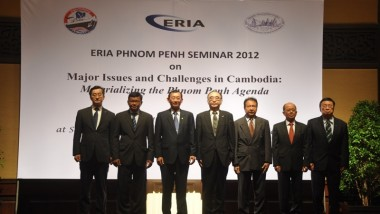 ERIA Organizes Capacity Building Seminar and Workshop in Cambodia towards Materializing the Phnom Penh Agenda