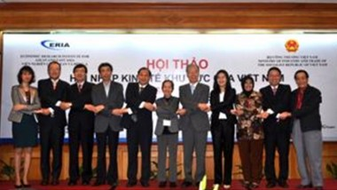 Capacity Building Seminar 2013 in Halong Bay, Vietnam (RCEP)