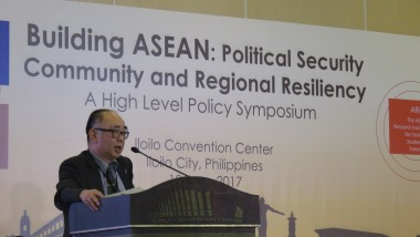 Policy Symposium: Building ASEAN Political Security Community and National Resiliency