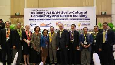 Public Symposium: Building ASEAN Socio-Cultural Community and Nation Building