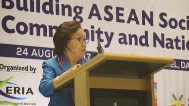 Ambassador Delia Albert: ASCC Should be the First Pillar of ASEAN