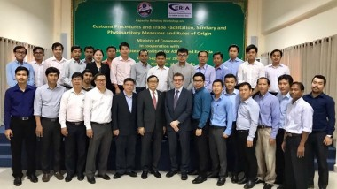 Cambodian Trade Negotiators Participate in Capacity Building Workshop