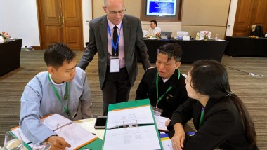 Capacity Building on ASEAN Trade in Services Agreement: the Negative List Approach
