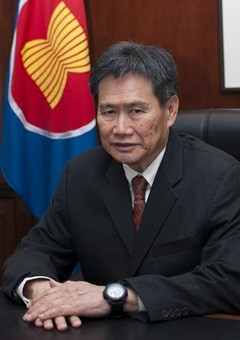 Message from Secretary-General of ASEAN