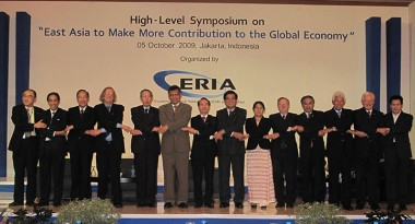 2nd ERIA Governing Board Meeting on 5 October 2009