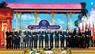 Recognition of the role of ERIA in the economic integration of East Asia