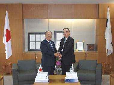 Visit of Japan Business Federation (2010)