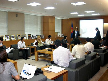 Visit of ASEAN Journalists