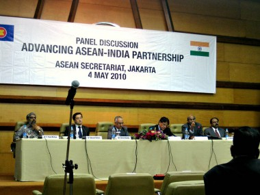 Advancing ASEAN-India Partnership