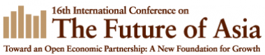 16th International Conference on The Future of Asia
