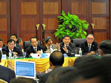 The Fourth Meeting of the ASEAN Economic Community (AEC) Council