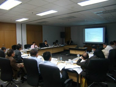 "The first workshop of ERIA Research Project; ""Toward a Competitive ASEAN Single Market: Sectoral Analysis"""