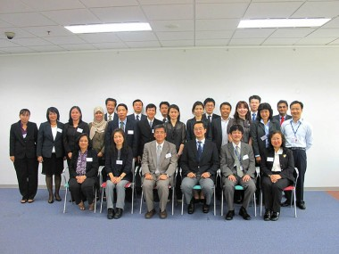 "1st Working Group Meeting of ""Energy Saving Potential Analysis in East Asia"""
