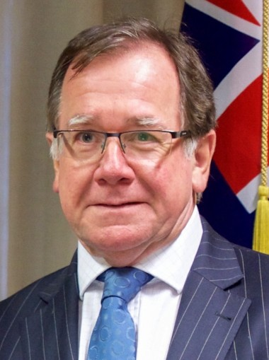 Visit of Hon Murray McCully, Foreign Affairs Minister of New Zealand