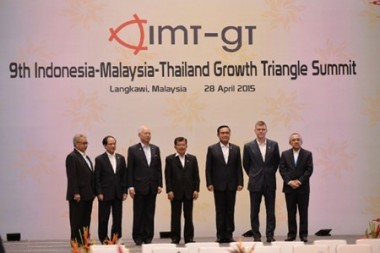 Outcome of the 5th IMT-GT Summit