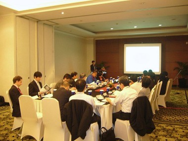 "1st Workshop on ""Study on the Economic Impact of Chemical Management in ASEAN and East Asia"""