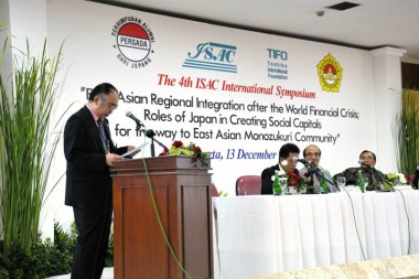 4th ISAC International Symposium