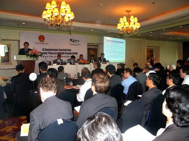 Symposium on Socializing the Master Plan on ASEAN Connectivity