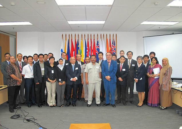 "ERIA-OECD Seminar on ""Regional Integration in ASEAN and East Asia"""