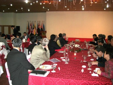 Luncheon Meeting of  ASEAN Connectivity Coordinating Committee