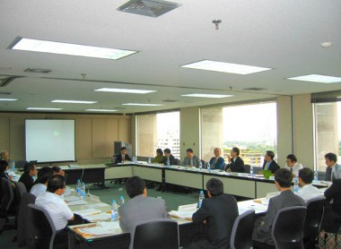 1st ERIA Research Institute Network (RIN) Meeting for the year 2011