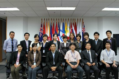 ERIA/JENESYS Internship Program for ASEAN Students