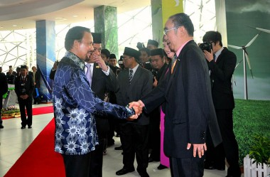 Opening Ceremony of Brunei Energy Expo 2011