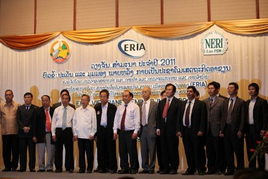 ERIA Organizes CLMV Seminar on Post-ASEAN Economic Community (AEC) Prospects