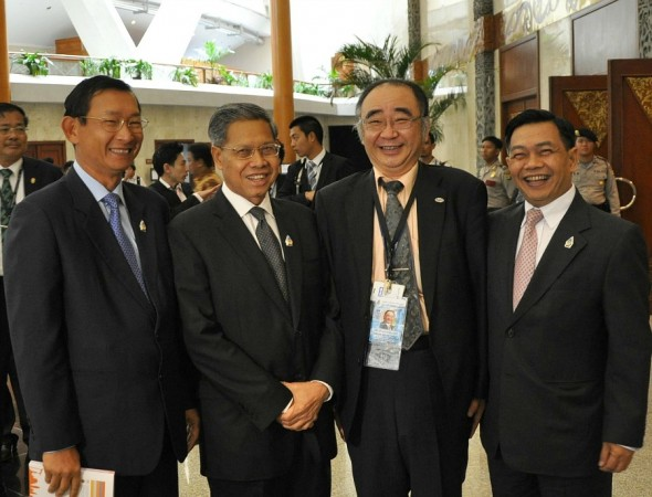ERIA attends Preparatory Meeting of ASEAN Economic Ministers