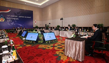 Outcome of the 14th ASEAN Japan Summit