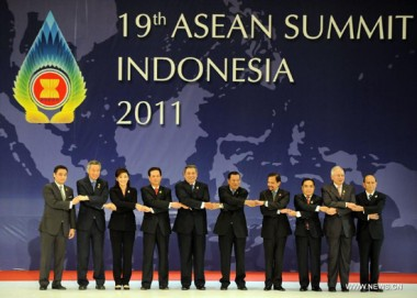 Outcomes of the 19th ASEAN Summit