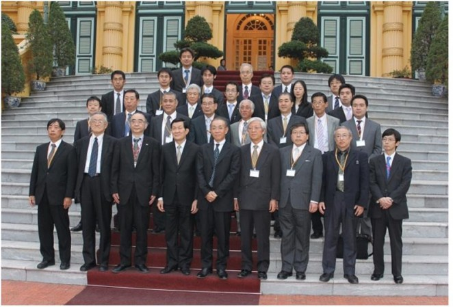 "APEN ""Only One"" SME Mission in Vietnam was Carried Out"
