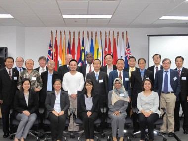 "Joint Workshop on ""Developing ASEAN SME Policy Index"""