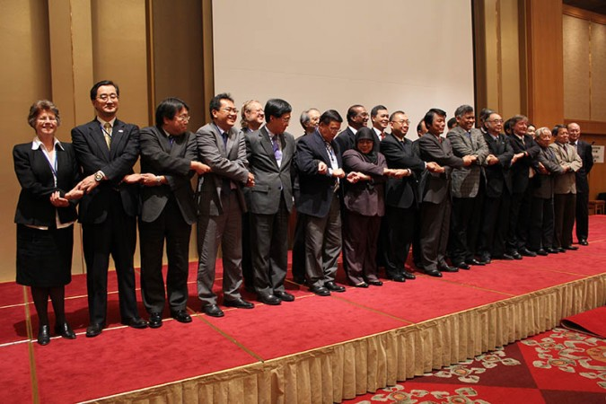 ERIA Regional Network Forum on Economic Integration in East Asia and Strategy for SME