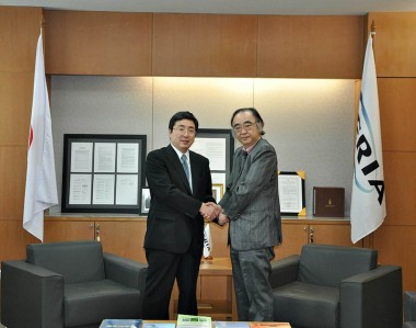 Visit of Mr. Kimihiro Ishikane, Ambassador of Japan to ASEAN