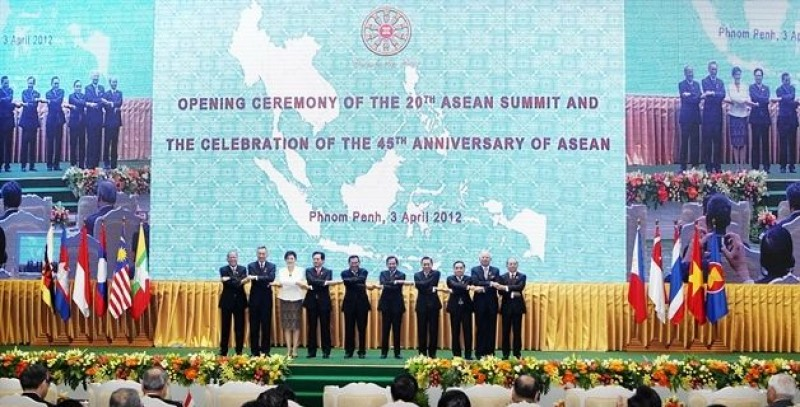 Outcomes of the 20th ASEAN Summit