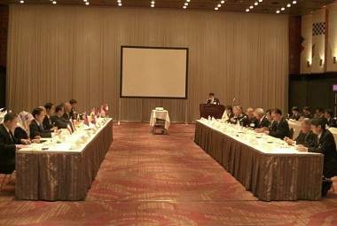 Conference between Japan Section of the ASEAN-Japan Business Council and ASEAN Ambassadors in Tokyo