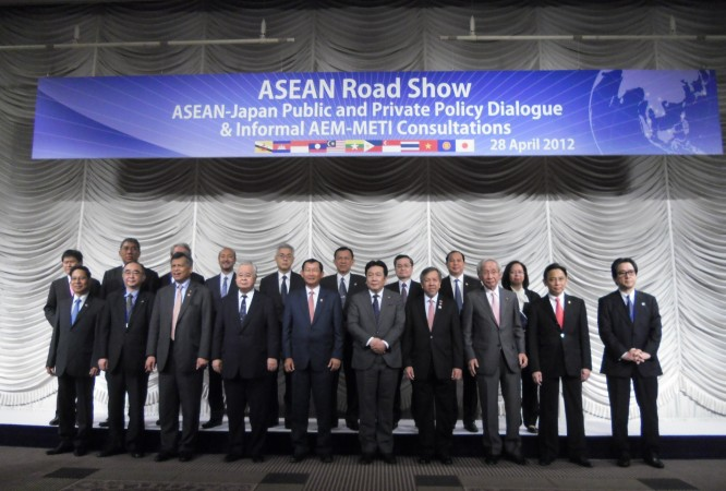 "ERIA organizes international symposia in Sendai and Tokyo during the  ""ASEAN Road Show"" in Japan"