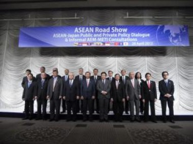 ASEAN Roadshow to Japan took place from 25 to 28 April 2012 in Sendai and Tokyo, Japan
