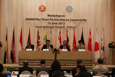 Workshop on ASEAN+3 Partnership on Connectivity