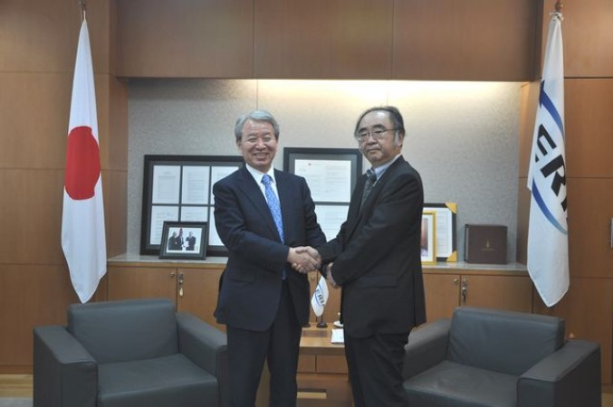 JICA and ERIA deepen Collaboration and Cooperation