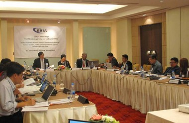 ERIA Launched the ERIA's Research Project in Fiscal Year 2012-13