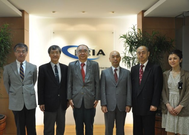Visit of Delegation from Graduate School of Advanced Leadership Studies, Kyoto University