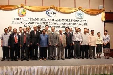 Laos Gears Up for AEC