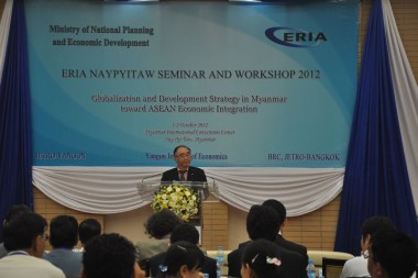 Experts discuss Development of Myanmar