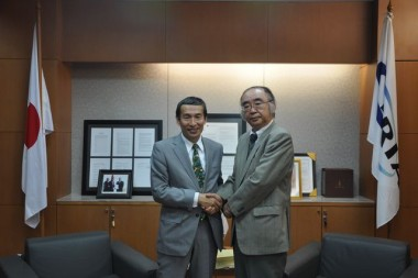 Visit of Japan Finance Corporation (JFC)