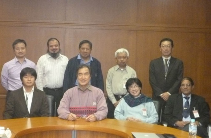 Working Group on Biomass Sustainability in Tsukuba, Japan