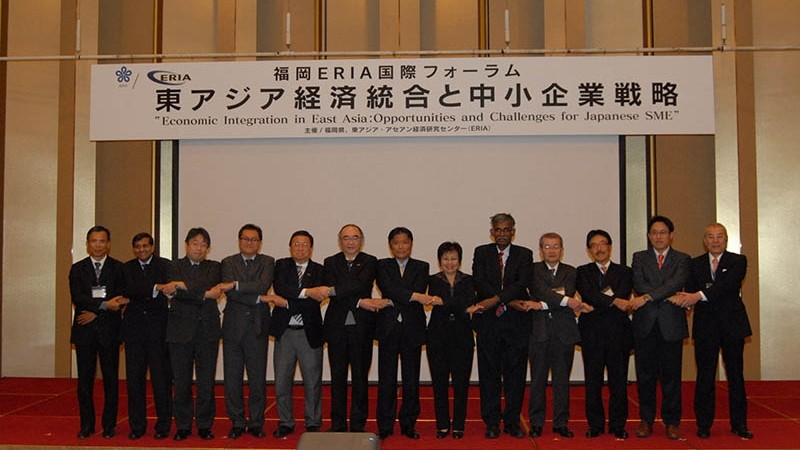 Japan's SMEs Reaches Out to Asia and ASEAN